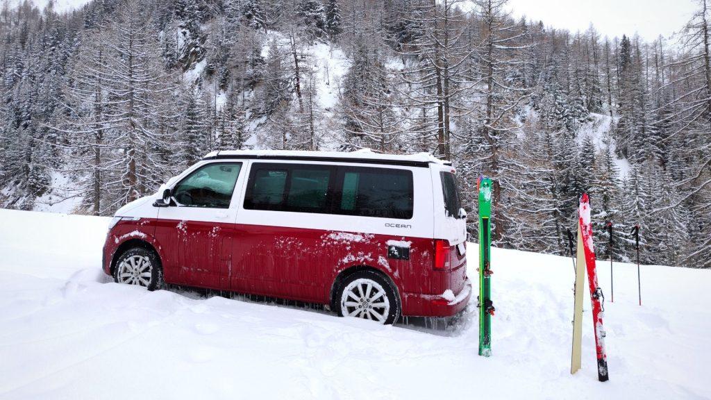 RV snow