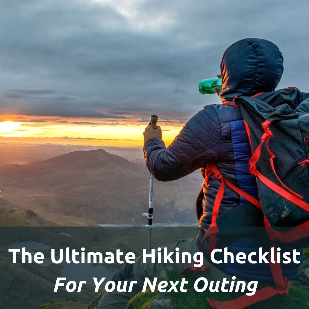 Hiking checklist - Featured image