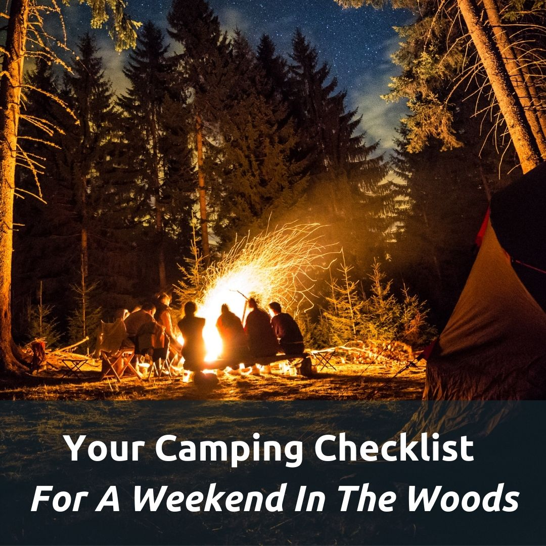 Camping Checklist - Featured image