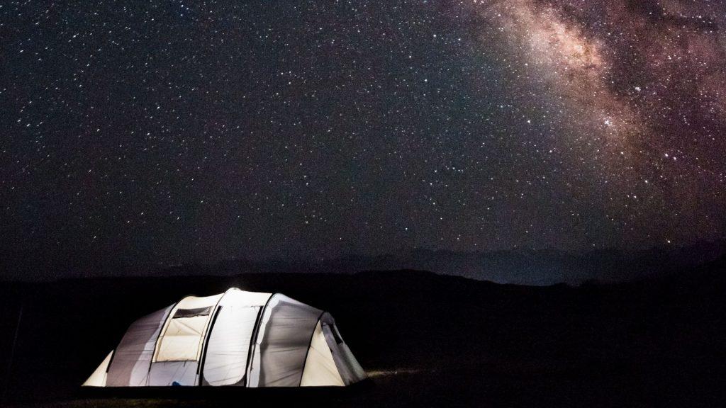 Best 6 person tent - Shape