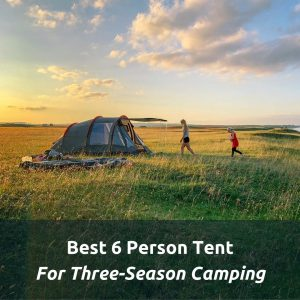 Best 6 person tent - Featured Image